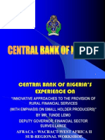 326nigeria -Innovative Approaches to Rural Finance