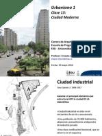 Clase 13 Ciudad Moderna 1