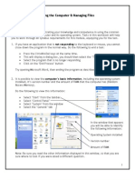 Microsoft Word - Using the Computer & Managing Files Workbook
