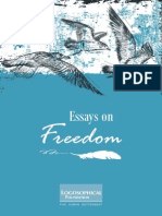 Essays on Freedom