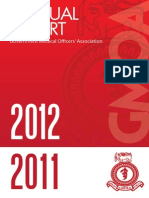GMOA Annual Report 2011/2012