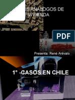 CASOS ANALOGOS DE VIVIENDA