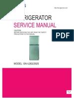 GN-253CW Service Manual