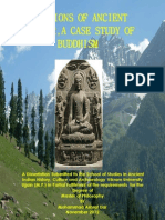 Religions of Ancient Kashmir, A Case Study of Buddhism.