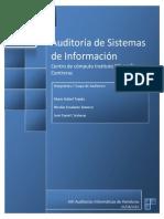 Auditoria de Sistemas