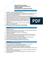 Consideraciones Didacticas-categorías Escolares