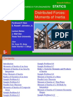 Amaresh_Moment of Inertia.ppt_Distributed Forces