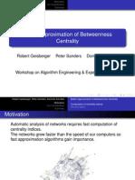 Between Presentation