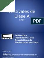 Festivales de Clase A