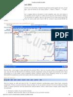 Prezentarea Interfetei Excel 2003