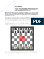 Introduction to Chess Strategy