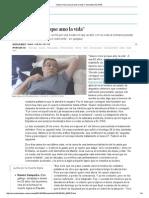 """""""Quiero Morir Porque Amo La Vida"""" _ Sociedad _ EL PAÍS"""