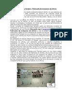 Instalaciones Torrejón - Fabricante de Mamparas de Oficina