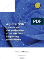 Provital Group - Aquaxtrem Long Lasting Moisturization