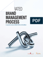 Integrated Brand Management Process of BRAND RATING and BrandMaker