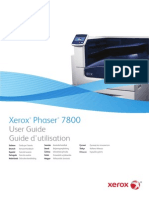 Phaser 7800 User Guide Ru,PDF