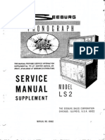 Seeburg LS2 Supplement