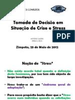 Stress e Tomada de Decisao Em Crise 2012