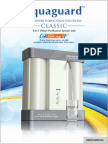 Aquaguard Classic Aquaguard_Classic_UserManualUserManual