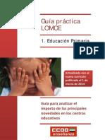 Pub115475 Guia Practica LOMCE. Educacion Primaria
