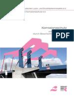 Korrosionsschutz Von Stahlbauten Durch Beschichtungssysteme