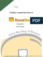 Donut Empire BUSINESS Model Presentation2