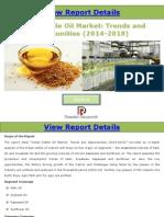 Indian Edible Oil Market