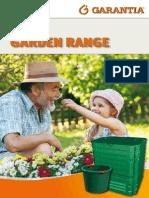 GARANTIA Katalog Katalog-Garten en 2012