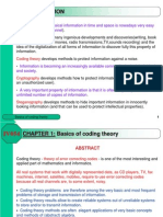 CHAPTER 01 - Basics of Coding Theory