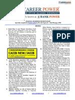 Financial Awareness Capsule 2014