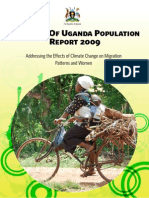 State of Uganda Population Report 2009 New
