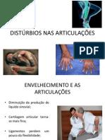 Distúrbios Nas Articulações