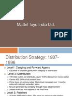 Matel Toys