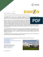 EGNOS factsheet SoL