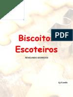 Biscoitos e Pratos Escoteiros