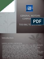 Case Study (General Motors Company)