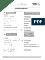 Mathcad - Mandatory Assignment
