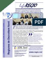 ADR Nord // InfoRegio // Buletin informativ trimestrial // Nr. 2 (43) 2014