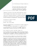 The Adventures of Paddy the Beaver by Burgess, Thornton W. (Thornton Waldo), 1874-1965