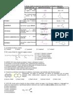 Trabalho de Química - 4 Bimestre