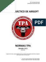 Normativa TPA v1.0.1