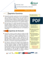 Informe Economia Peru Febrero 2014