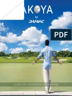 Golf Condominiums Jasmine Akoya Park Damac