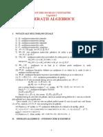 Algebra Cls12