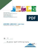 MDAQ Manual