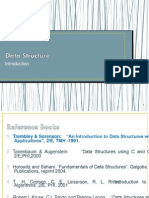 Intro Data Structure