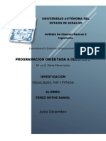 Visual Basic Php Python