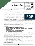 Ficha 03 Señalizacion