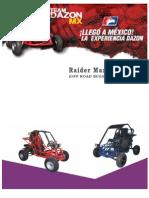 Dazon 250 Handbuch