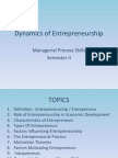 Entrepreneurship 1